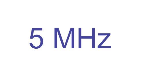 5 MHz Erweiterung