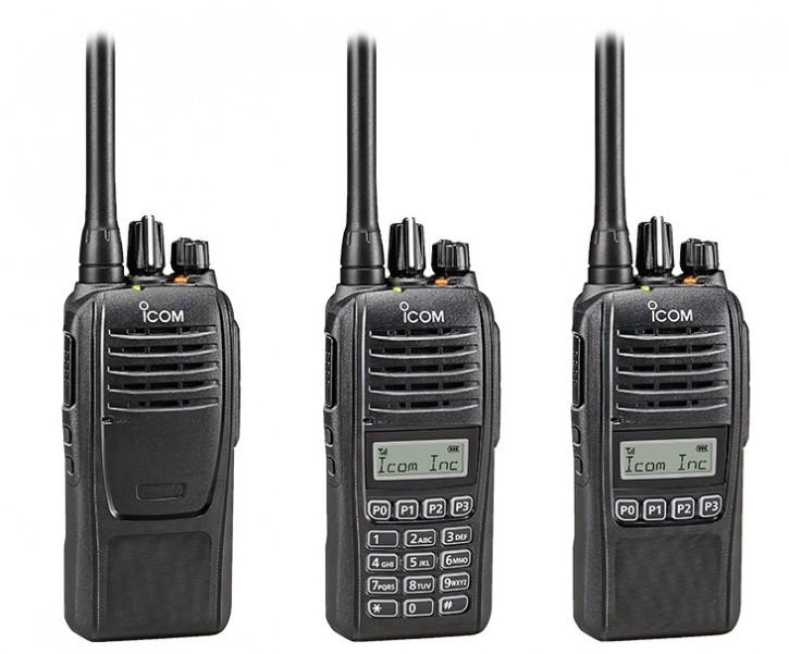 Icom IC-F1100D/2100D