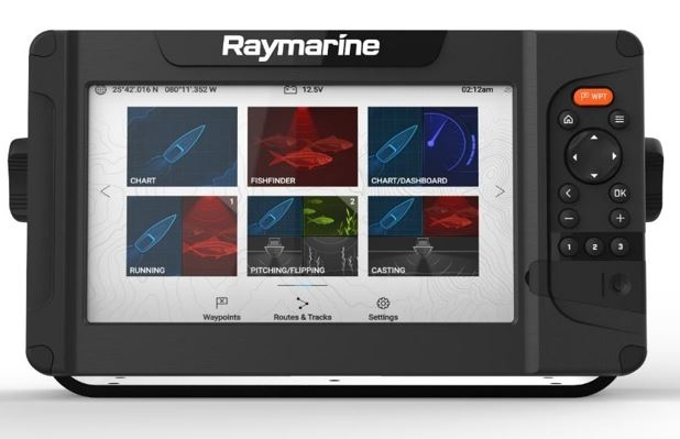 Raymarine Element S Kartenplotter 9 Zoll