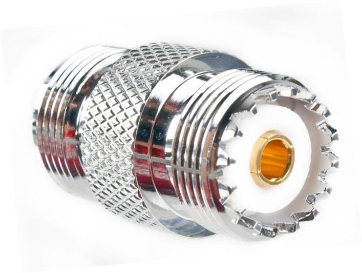 Adapter PL-Buchse / N-Buchse