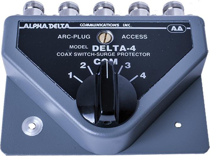 AlphaDelta Antennenschalter