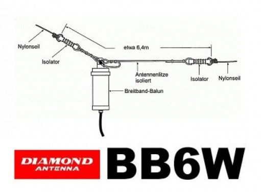 Diamond BB-6WS