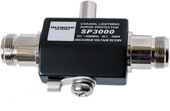 Diamond SP-3000W N Buchse/Buchse