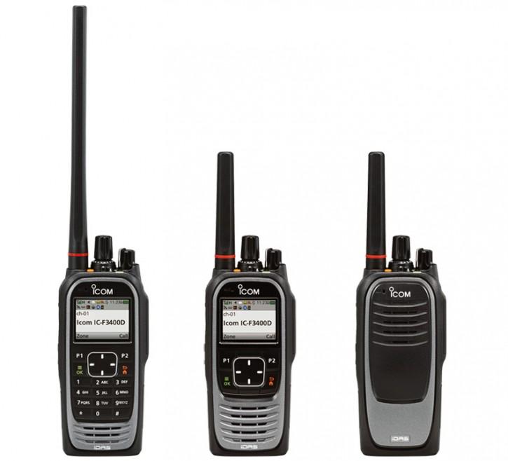 Icom IC-F3400D/4400D