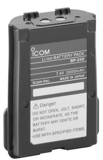 Icom BP-245H