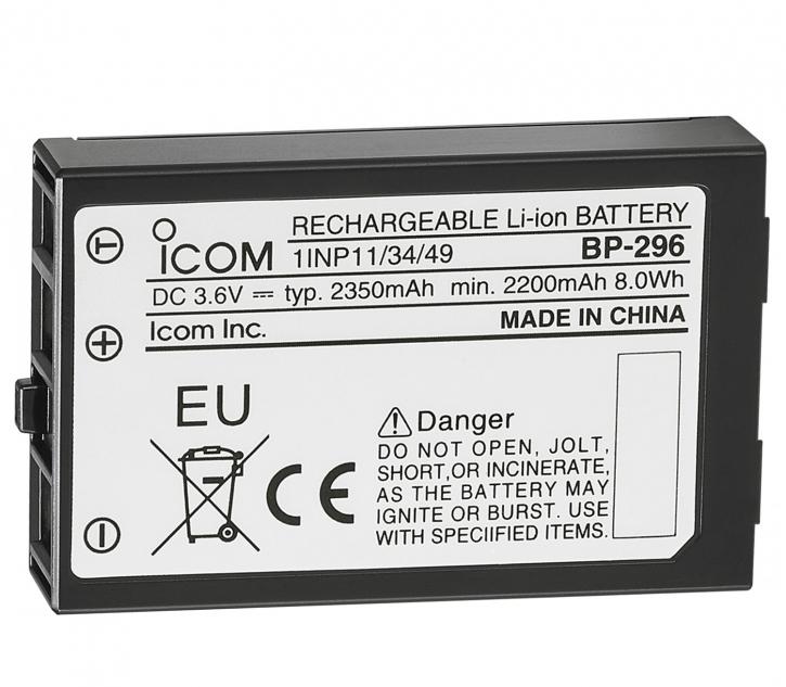 Icom BP-296