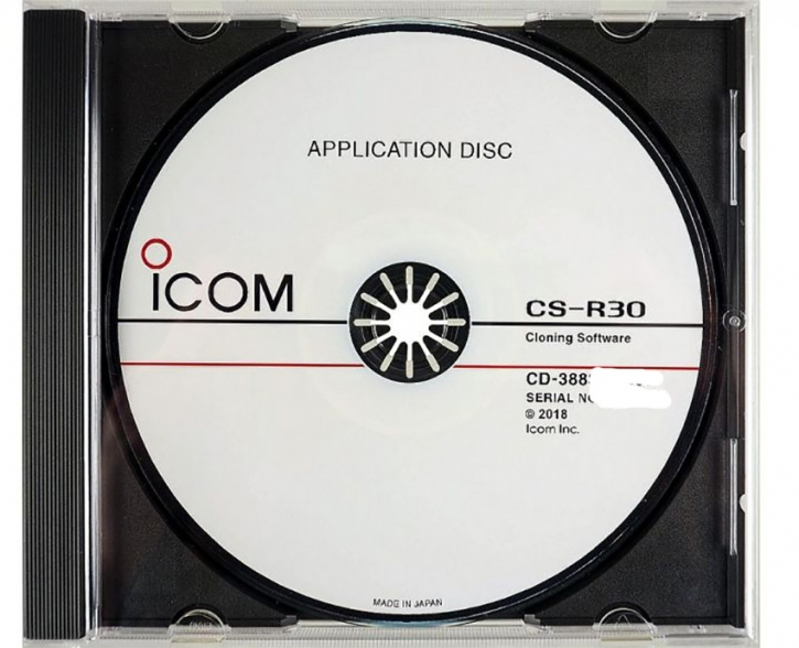 Icom CS-R30