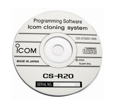 Icom CS-R20