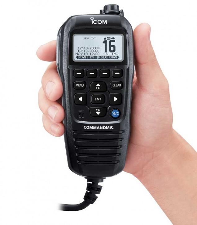 Icom HM-195GB