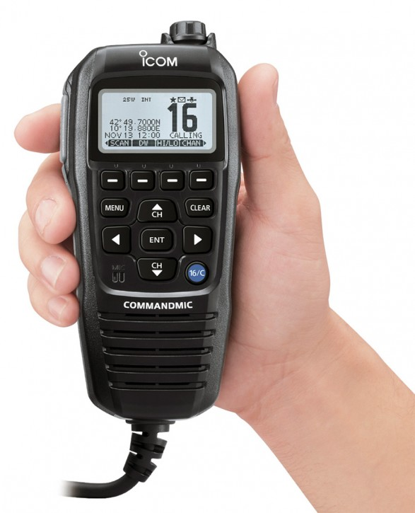 Icom HM-229B