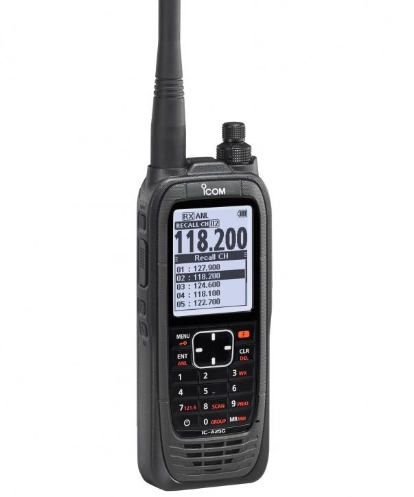 Icom IC-A25CE PLUS