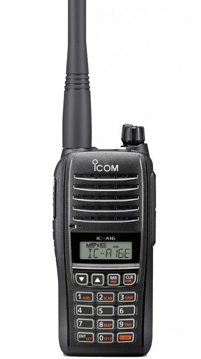 Icom IC-A16E BT