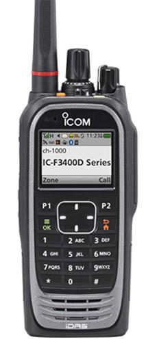 Icom IC-F3400DPT