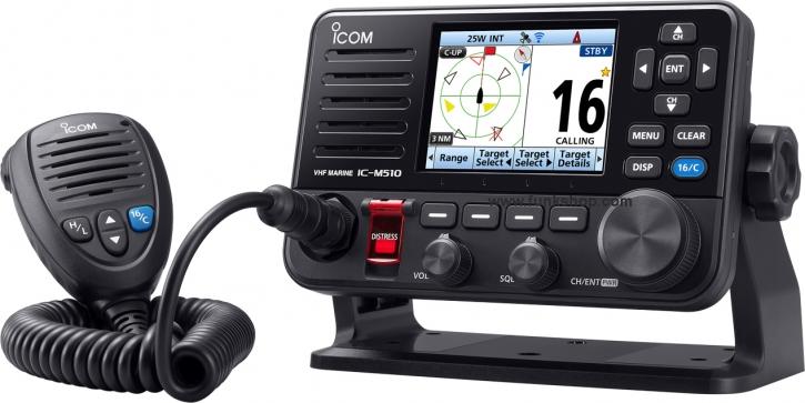 Icom IC-M510E AIS