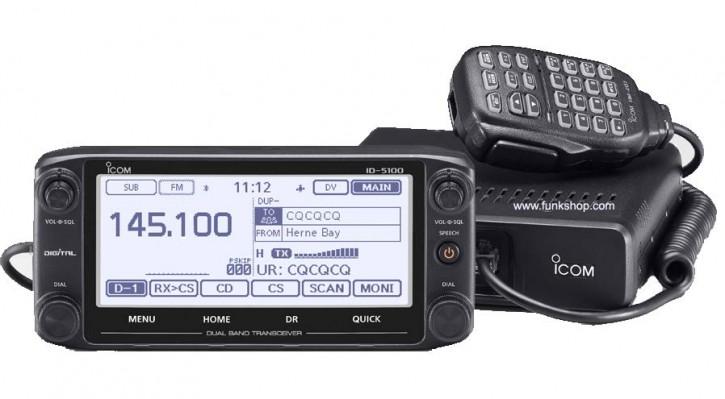 Icom ID-5100E-B-Ware