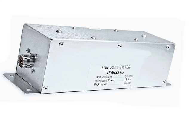 LPF-1 Tiefpassfilter