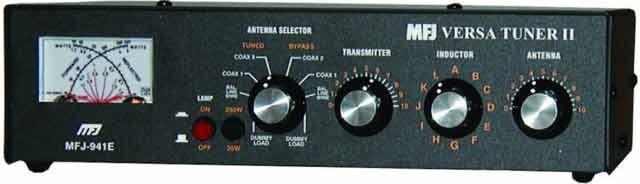 MFJ 941E Tuner