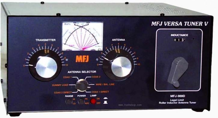 MFJ 989D Tuner