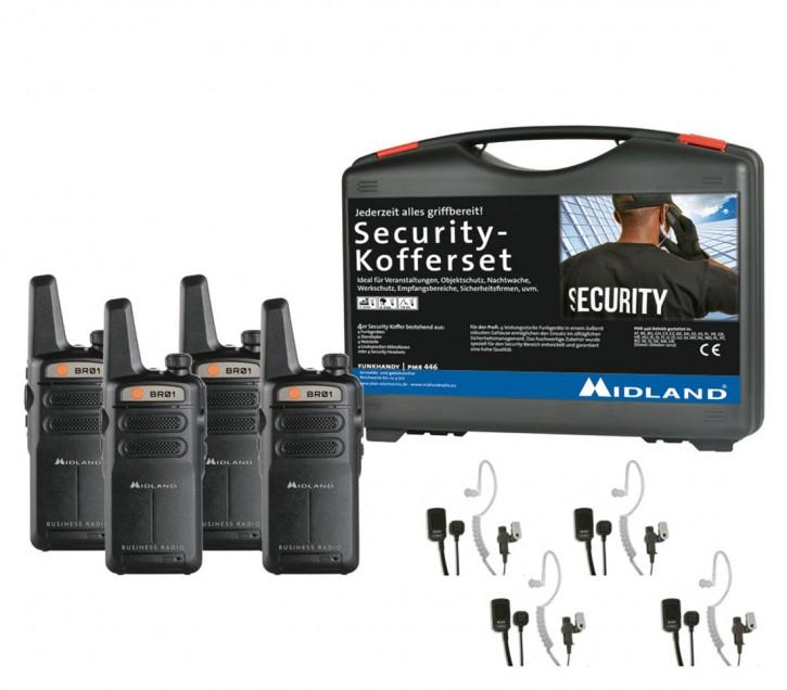 Midland BR01 4er Security Set