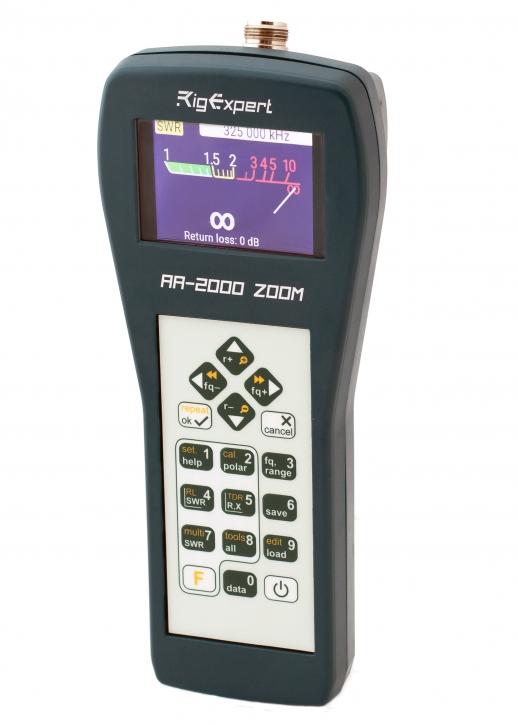 RigExpert AA-2000 ZOOM