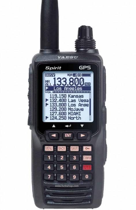 Yaesu FTA-750L mit GPS
