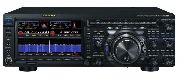 Yaesu FT-DX101D (100W)