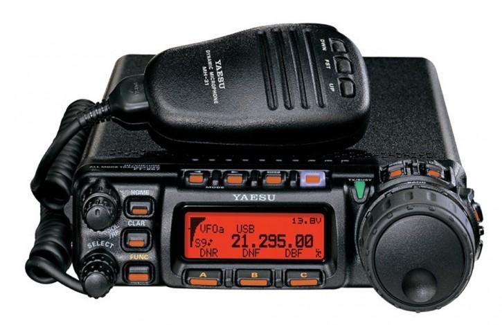 Yaesu FT-857D mit YSK-857