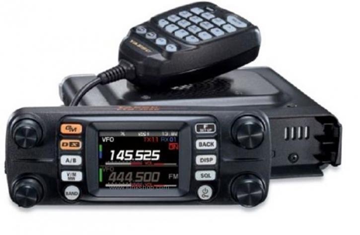 Yaesu FTM-300DE Aussteller