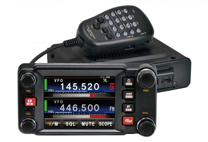 Yaesu FTM-400XDE-B-Ware