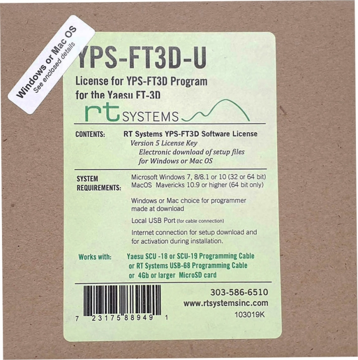YPS-FT3D