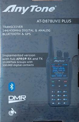 Anytone AT-D878UV 2 Plus
