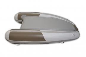 3D Tender Twin Fastcat 260 / Schwarz / Grau